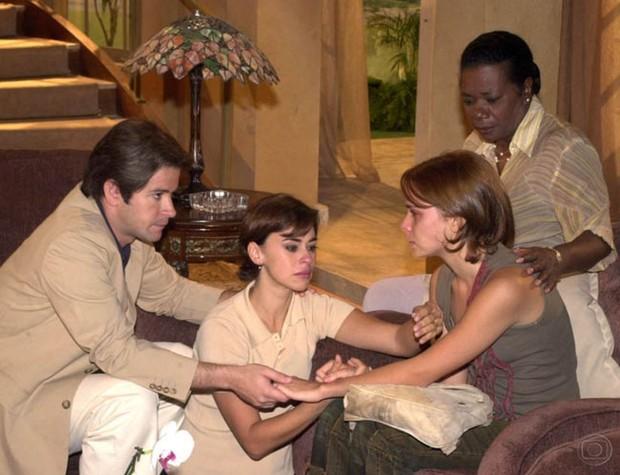 Daniela Escobar em cena da novela O Clone (Foto: Divulgação Globo)