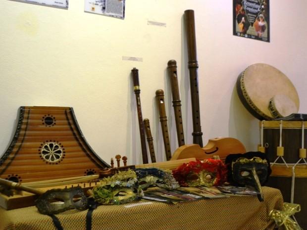 Corredor Cultural Wellington dos Santos  (Foto: Divulgação/Ascom/Secult)