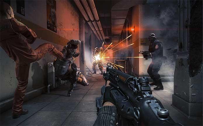 Wolfenstein The New Order (Foto: Divulgação/2K Games)