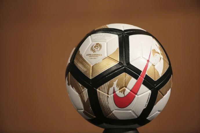 bola final Copa América Centenário (Foto  Getty Images) ed49004969a22