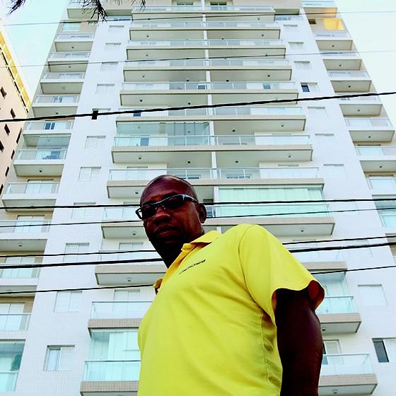 ZELADOR JOSÉ AFONSO PINHEIRO (Foto: MAURÍCIO DE SOUZA/ESTADÃO CONTEÚDO)