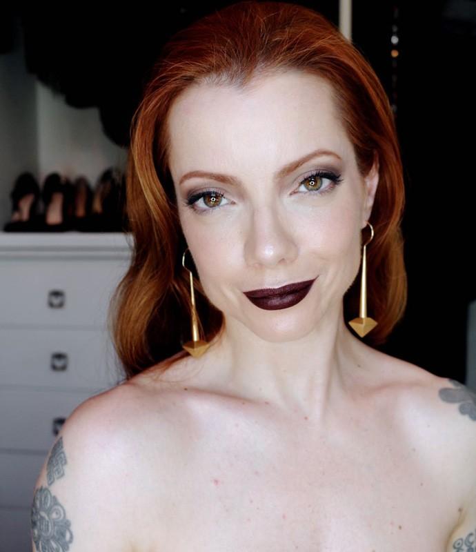 Julia Petit dá dicas para aderir ao estilo gótico suave (Foto: Arquivo pessoal - Julia Petit)
