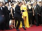 Em Cannes, Tarantino comemora os 20 anos de 'Pulp fiction'; veja fotos
