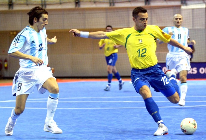 Falcão, Mundial 2004 (Foto: Divulgação )