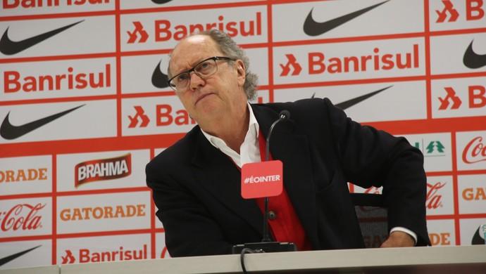Paulo Roberto Falcão, técnico, Inter (Foto: Tomás Hammes / GloboEsporte.com)