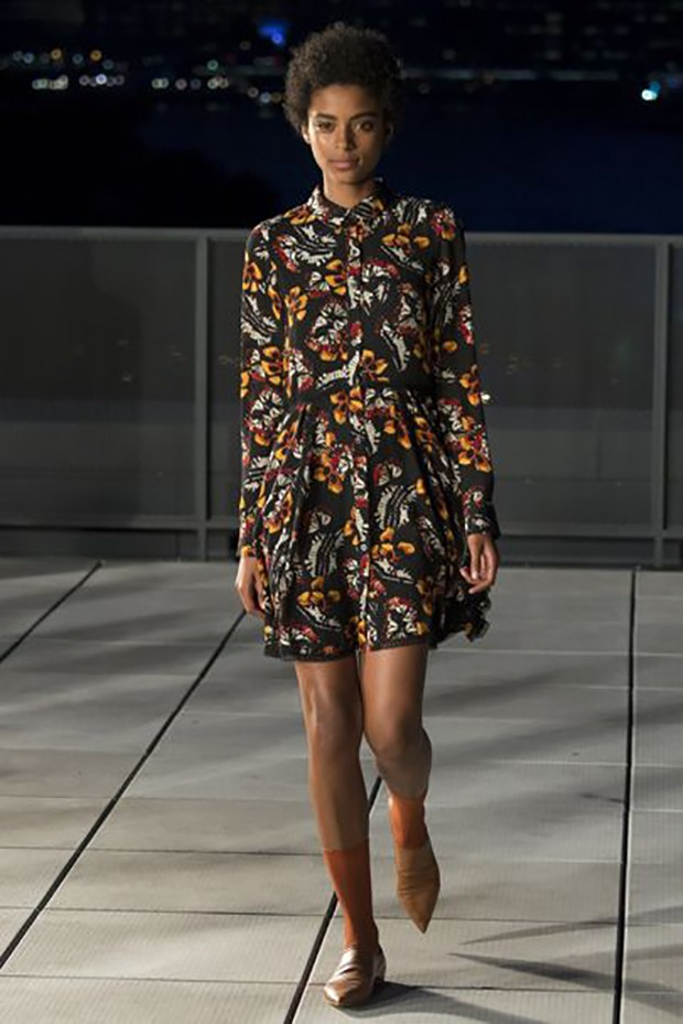 Thakoon Autumn 2016 Ready-to-Wear (Foto: InDigital)