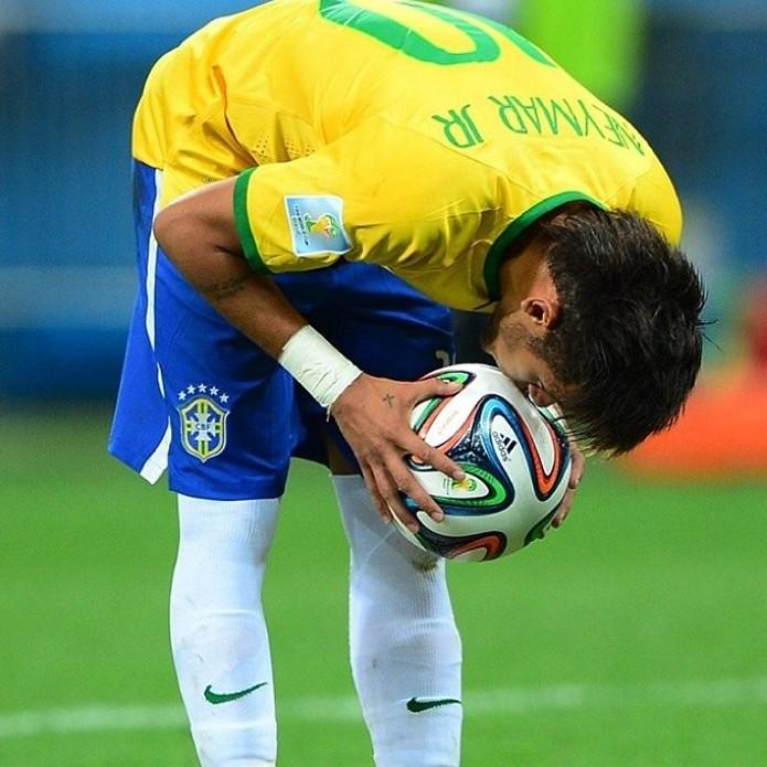 Neymar Daniel Alves Confira Os Boleiros Que Entraram: Top 10 Curiosidades Da Copa No Instagram Tem Neymar, David