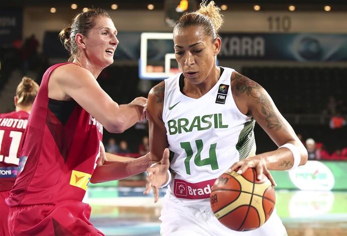 erika brasil x republica tcheca mundial basquete (Foto: Divulgação/FIVB)
