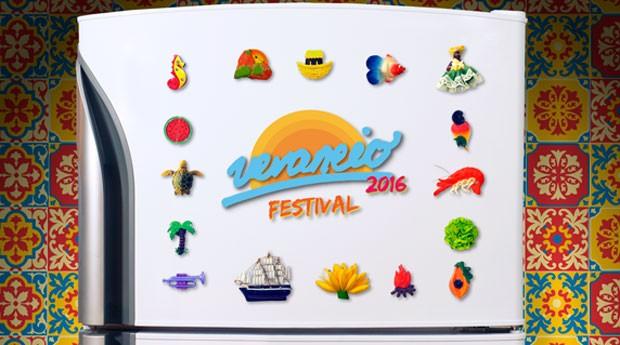 Vero MSW - Festival Veraneio (Foto: Divulgao)