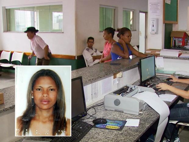 Mulher morre por suspeita de negligência em Machado. (Foto: Reprodução EPTV)