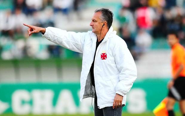 Dorival Junior técnico Vasco arquivo (Foto: Marcos Ribolli / Globoesporte.com)