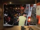 Proprietário do táxi que atropelou família no Natal se apresenta à Polícia