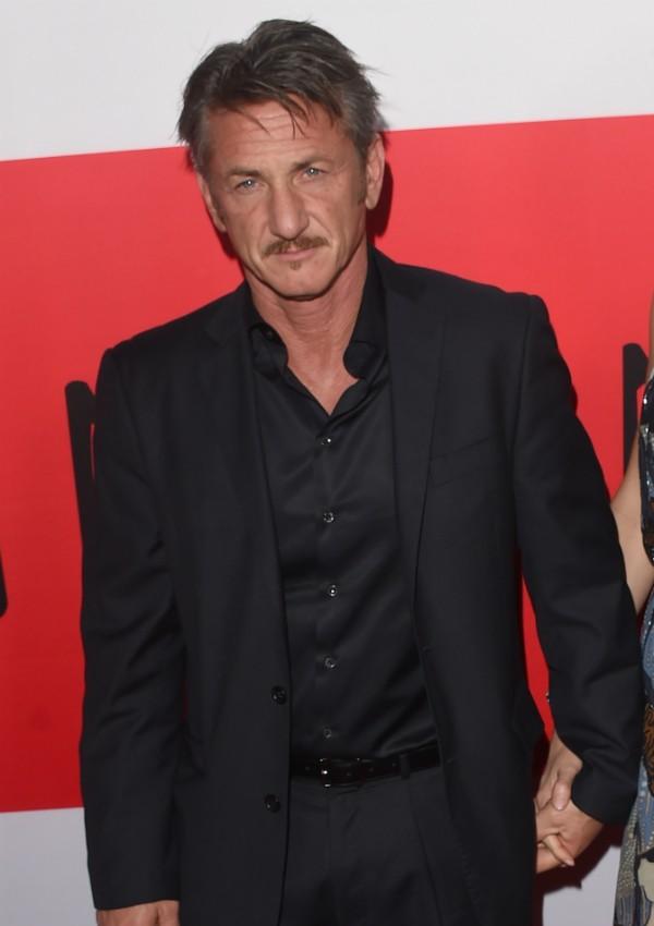 O ator Sean Penn é bastante envolvido em causas sociais (Foto: Getty Images)