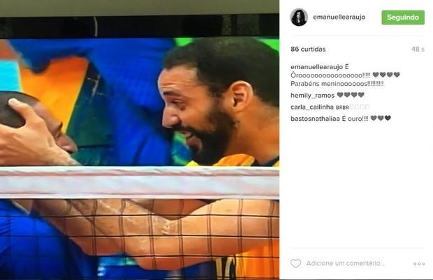 Emanuelle Araujo (Foto: Reprodução/Instagram)