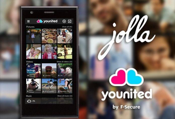 App Younited, da F-Secure Corporation (Foto: Divulgação/F-Secure)