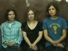 Cantora do Pussy Riot é libertada da prisão russa, diz advogado