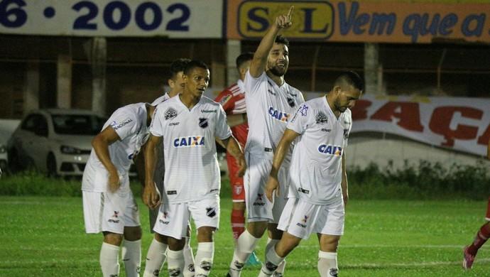 Potiguar de Mossoró x ABC - Campeonato Potiguar (Foto: Andrei Torres/ABC)