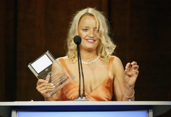 A estrela do The Office britânico precisou de um transplante de rim (Foto: Getty Images)