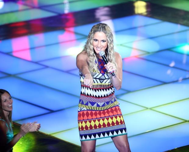Claudia Leitte show 3 (Foto: The Voice Brasil / Tv Globo)