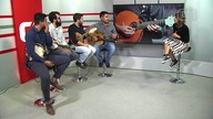 G1 Cultural entrevista o grupo de choro Sai da Frente