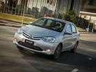Toyota Etios automático chega em abril, dizem concessionárias