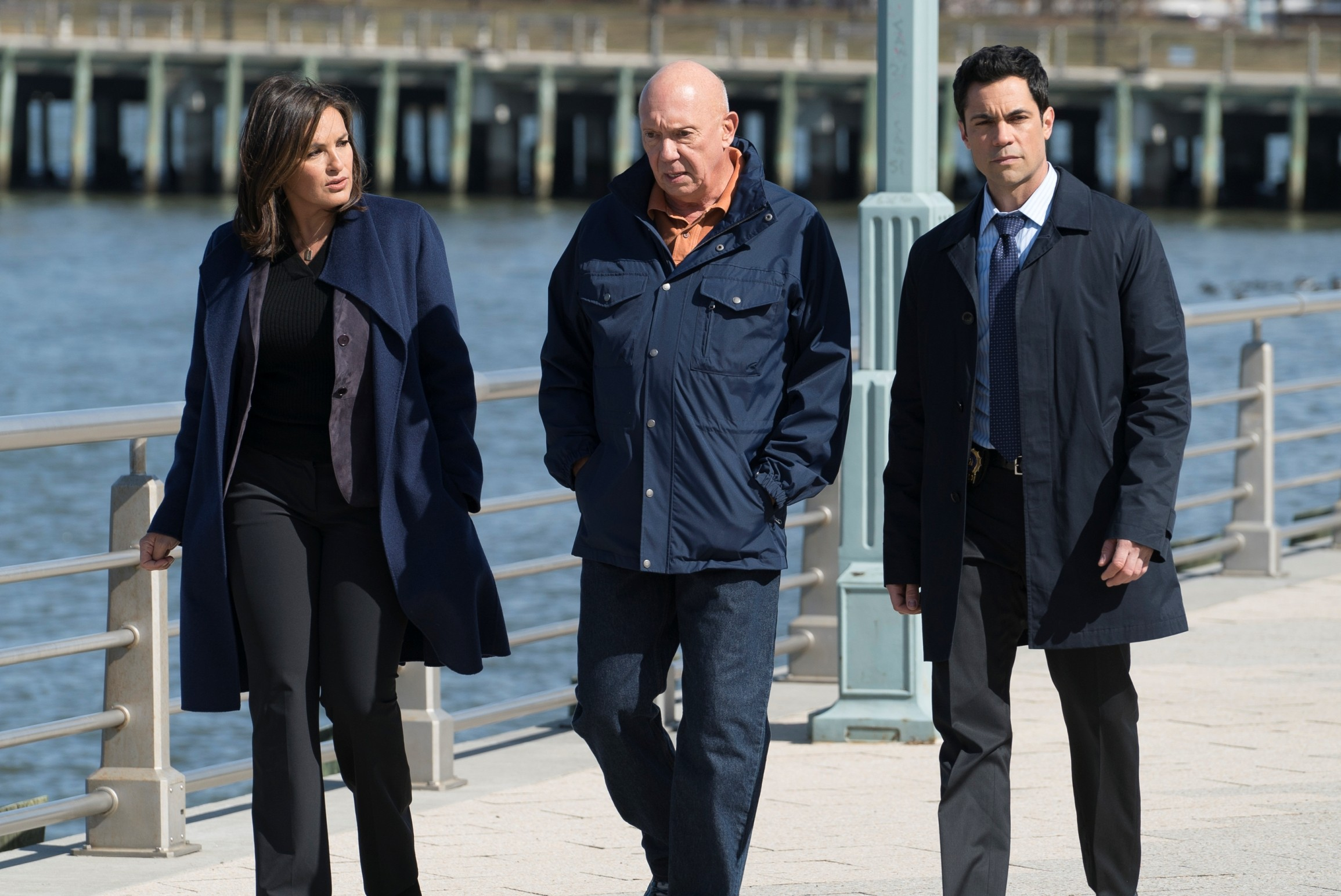 Perverted Justice (21Ep16T) (Foto: Law and Order SVU - Canal Universal)