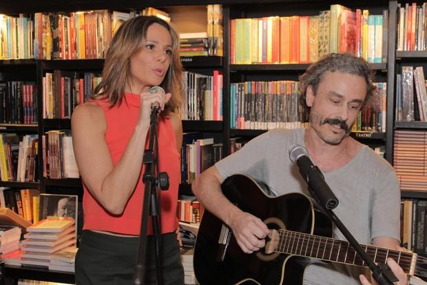 Vanessa Gerbelli e Guilherme Fiuza (Foto: Paulo Sérgio / Photorionews)
