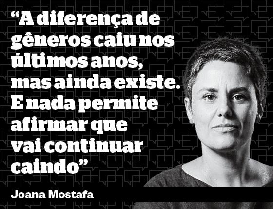 Debates Previdencia - NÃO - Joana (Foto: Sérgio Lima/ÉPOCA)