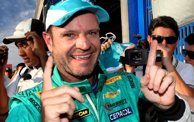 rubens barrichello stock car (Foto: Miguel Costa Jr. / MF2)