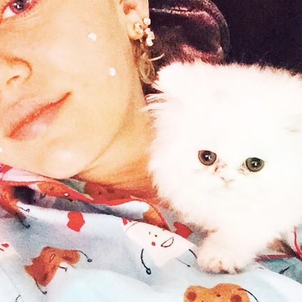 Miley Cyrus (Foto: Instagram/Reprodução)