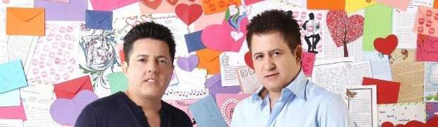 Os cantores Bruno e Marrone (Foto: Divulgação)