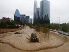Fortes chuvas matam 2 e deixam capital do Chile sem água potável