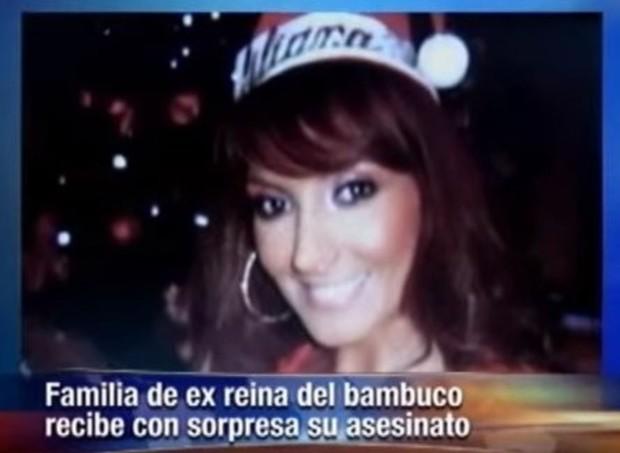 Liliana Lonzano (Foto: Reprodução/YouTube)