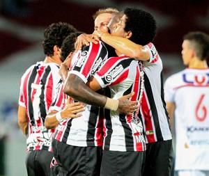 Santa Cruz x Campinense Copa do Nordeste (Foto: Marlon Costa / Pernambuco Press)