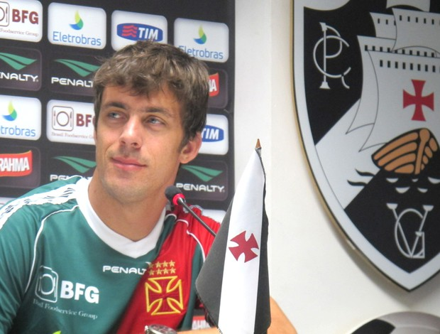Michel Alves, Vasco (Foto: Fred Huber / Globoesporte.com)