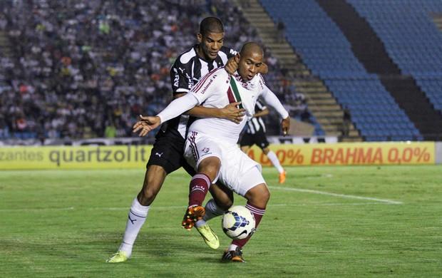 Walter Fluminense x Atlético-MG (Foto: Gabriel Castro / Photocâmera)