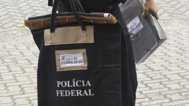 PF deflagra 33ª Operação da Lava Jato -  (Foto: O Globo)