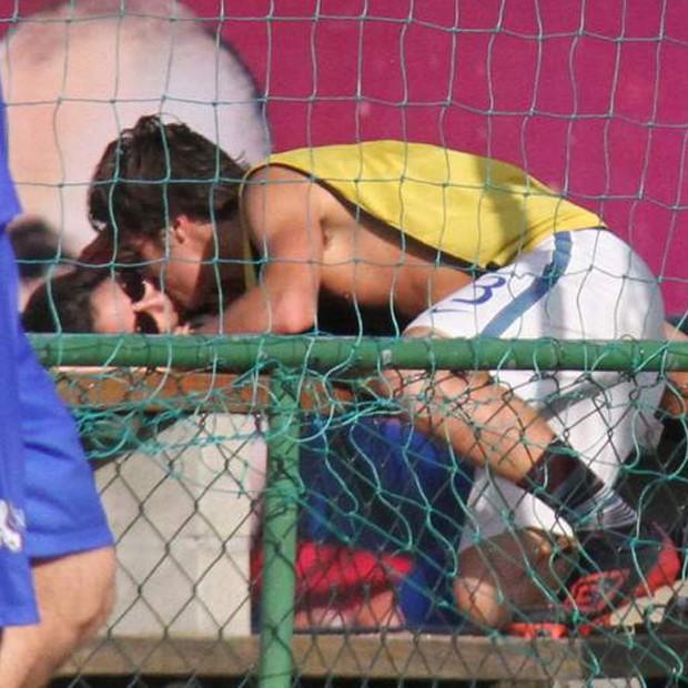 Francisco Vitti e Amanda de Godói (Foto: Cleomir Tavares/Divulgação)