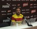 "Willian Farias elogia Régis e analisa equipe do Bahia: ""Equilibrada"""