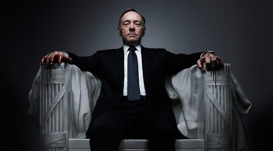 Por conta de House of Cards, Netflix teve que alugar um prédio com mais de  (Foto: Divulgação)