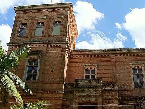 Assinado contrato para obras no Museu Mariano Procópio em MG (Foto: Reprodução/TV Integração)