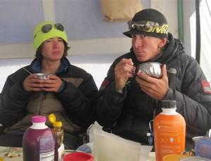 Paul e Jordan Romero corrida de aventura Rocky Man expedição Everest (Foto: Team Jordan)