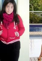 Após perder 30kg, ex-gordinha vira 'musa' de Márcio Garcia