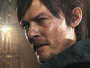 Ator Norman Reedus em 'Silent Hills', novo game da série de terror produzido por Hideo Kojima e Guillermo del Toro (Foto: Reprodução/Konami)