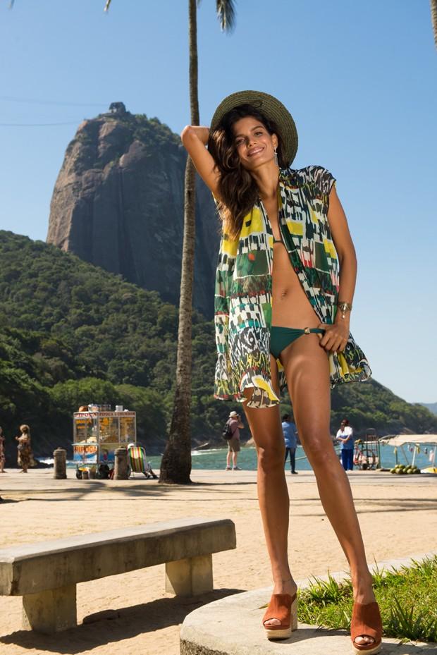 Raica Oliveira (Foto: Selmy Yassuda/ Ed. Globo)
