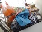 Casal é preso suspeito de tentar furtar supermercado em Araguaína