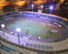 Grêmio monta maquete para eternizar casa (Lucas Uebel/Grêmio FBPA)
