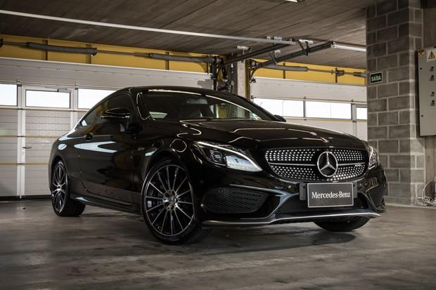 Mercedes-AMG C 43 (Foto: Divulgação)