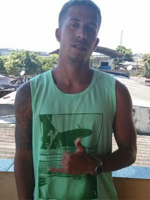 Alisson Santos da Silva morreu em troca de tiros (Foto: Arquivo Pessoal/)
