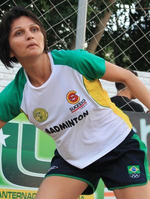 Norma Rodrigues - Treinadora da Seleção Piauiense de Badminton (Foto: Divulgação/Febapi)